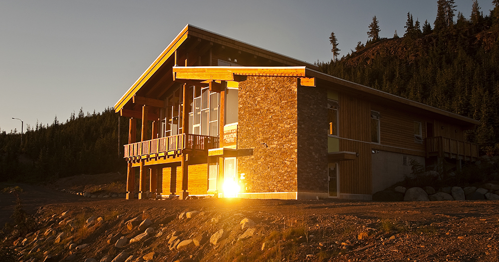 Vancouver Island Mountain Sports Centre