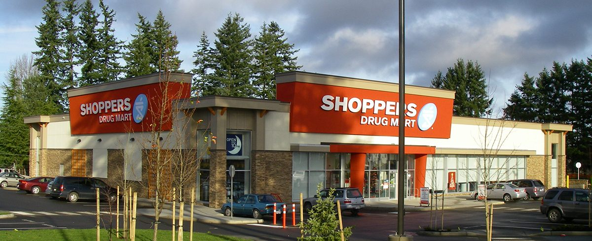 Shoppers Drug Mart Base Building