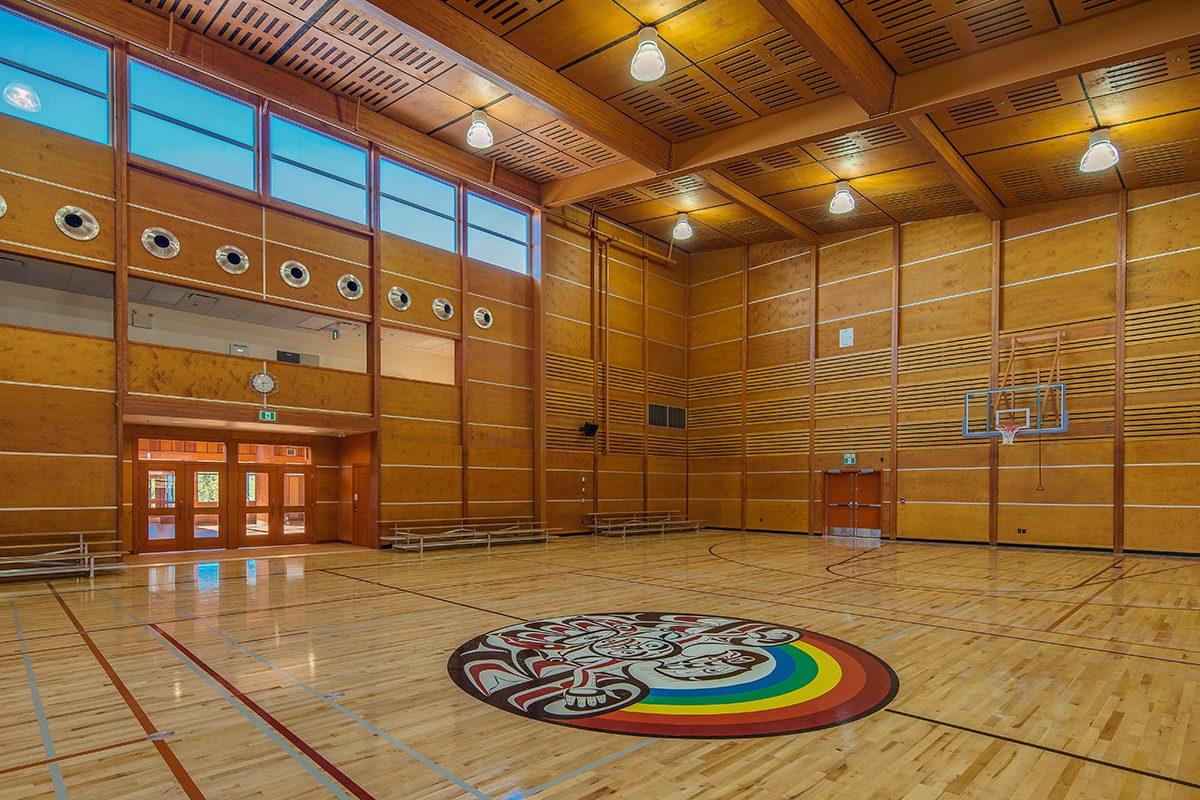 Kwakiutl Wagalus School