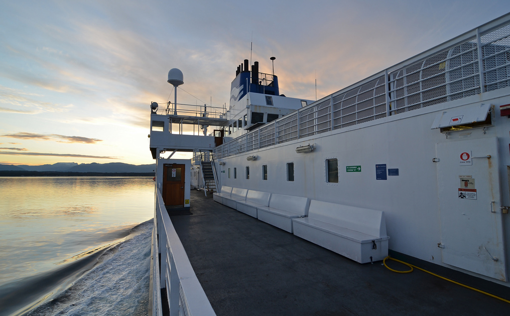 BC Ferries Control Building