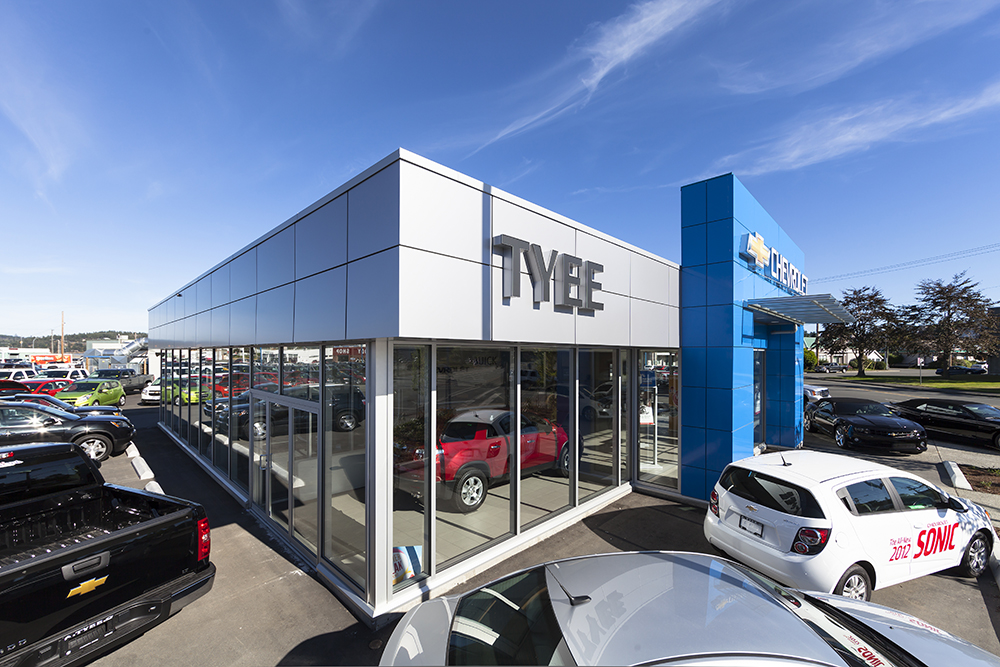 Tyee Chevrolet Buick GMC Addition