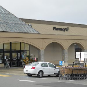 Safeway store renovation