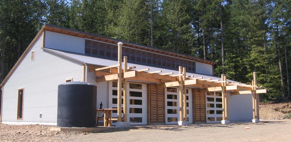 Hornby Island Waste Management Centre (HIWMC)